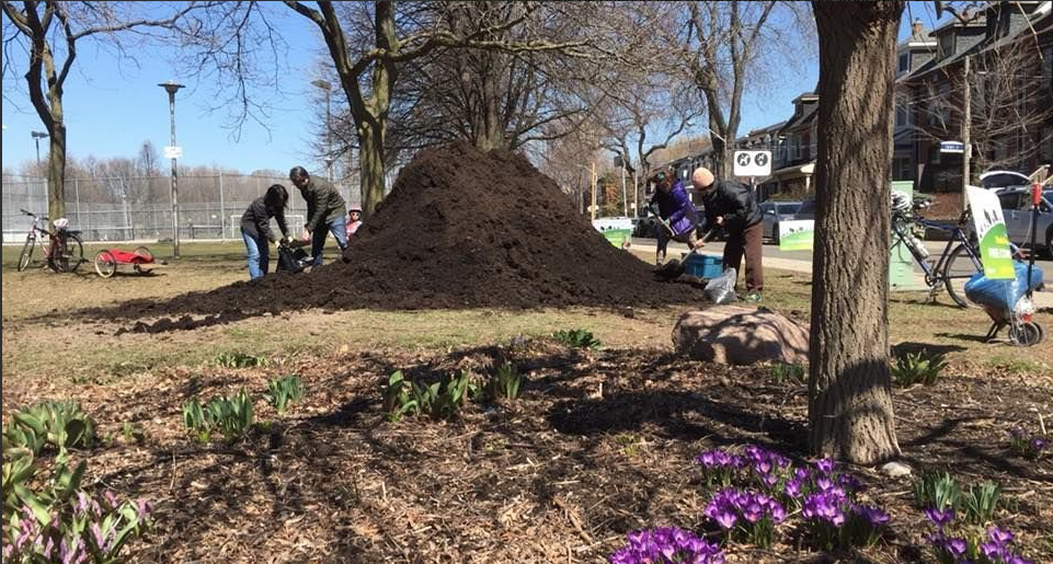 free compost at withrow