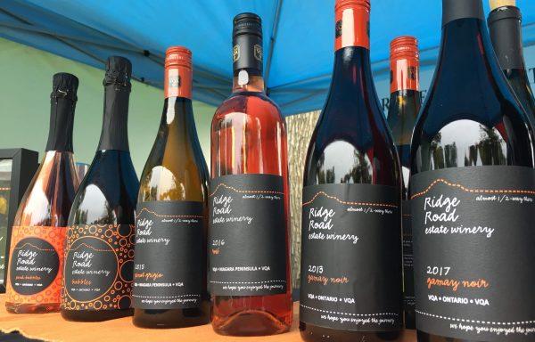 Ridge Road Winery