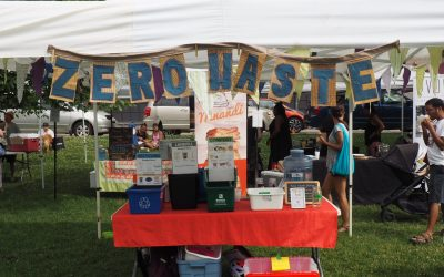 Zero Waste Picnic & Plastic Free July in Review!