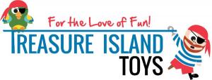treasure island toys