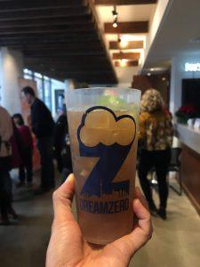 Dream Zero reusable cup